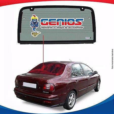 Vigia Térmico Fiat Marea Sedan 98/07 Vidro Traseiro