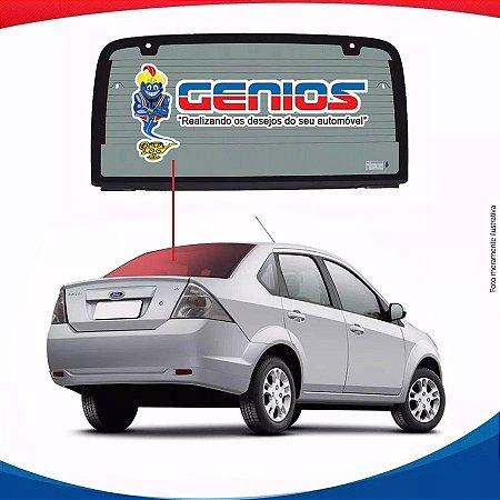 Vigia Térmico Ford Fiesta Sedan 03/11 Vidro Traseiro