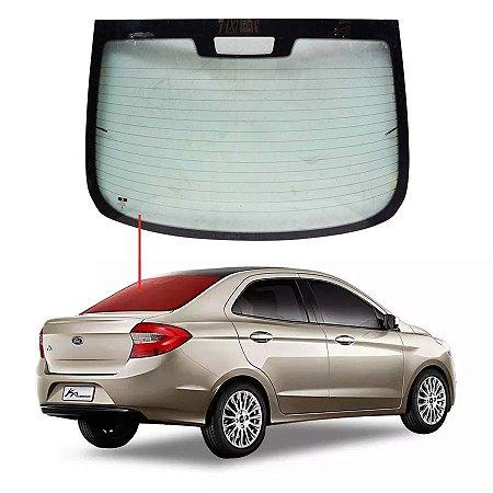 Vigia Térmico Ford Novo Ka + Sedan 14/... Vidro Traseiro