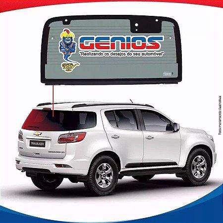 Vigia Térmico Chevrolet Trailblazer 12/16 Vidro Traseiro