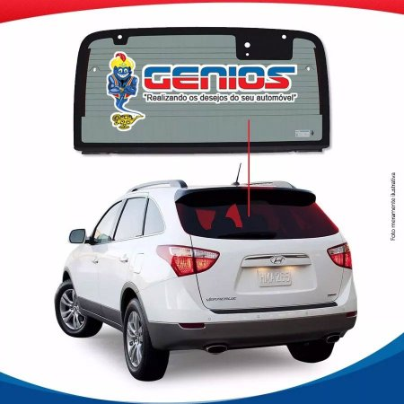 Vigia Térmico Hyundai Veracruz 07/13 Vidro Traseiro