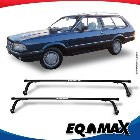 Big Rack Good Life II Eqmax Ford Belina Com Canaleta