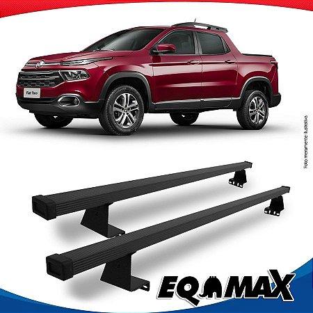 Rack Eqmax para Caçamba Fiat Toro Aço