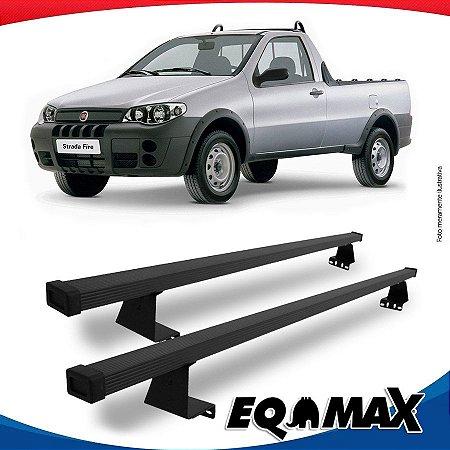 Rack Eqmax para Caçamba Fiat Strada Aço
