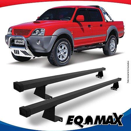 Rack Eqmax para Caçamba Mitsubishi L200 Sport Aço