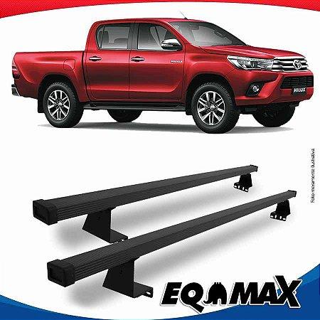 Rack Eqmax para Caçamba Toyota Hilux 16/... Aço
