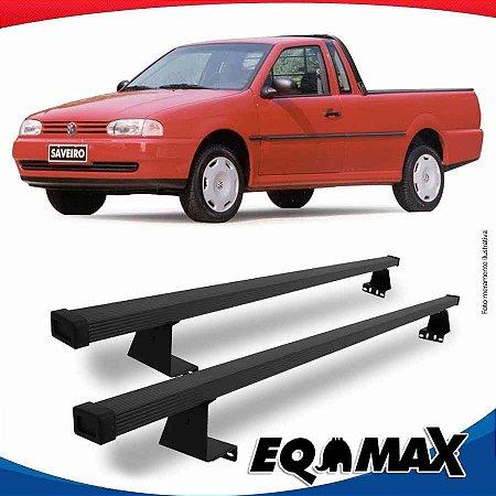 Rack Eqmax para Caçamba Volkswagen Saveiro G2 97/99 Aço