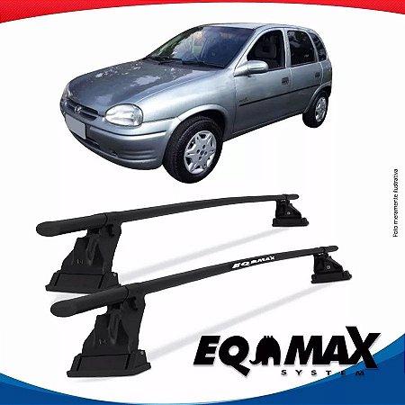 Rack Aço Teto Eqmax Chevrolet Corsa Super 4 Portas 94/01