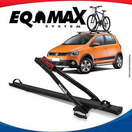 Suporte Bike Transbike Eqmax Velox Aluminio Preto