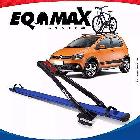 Suporte Bike Transbike Eqmax Velox Aluminio Azul