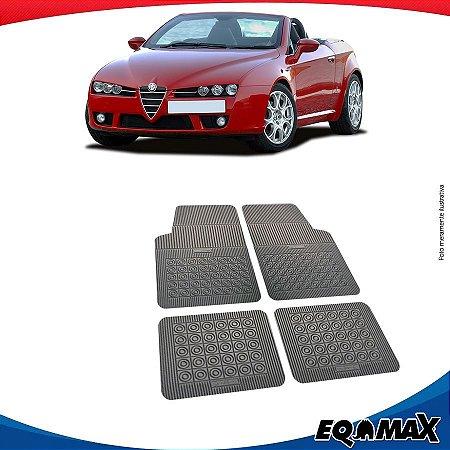Tapete Borracha Eqmax Alfa Romeo Spider Novo