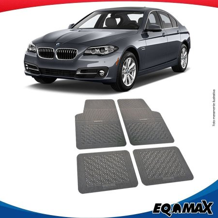 Tapete Borracha Eqmax BMW Serie 5