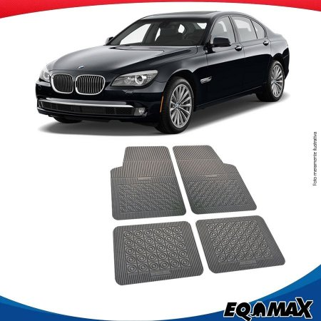Tapete Borracha Eqmax BMW Serie 7