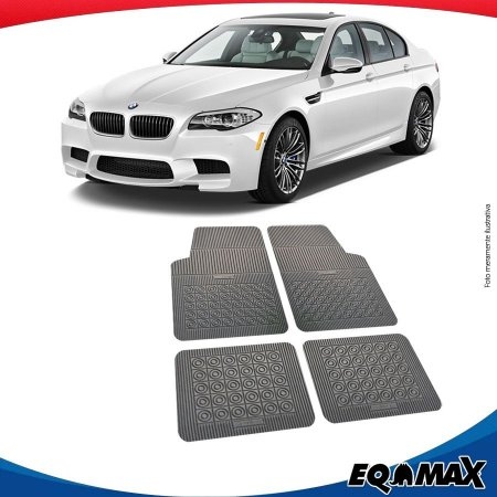 Tapete Borracha Eqmax BMW M5