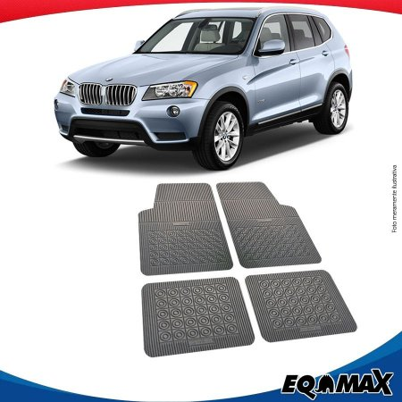 Tapete Borracha Eqmax BMW X3