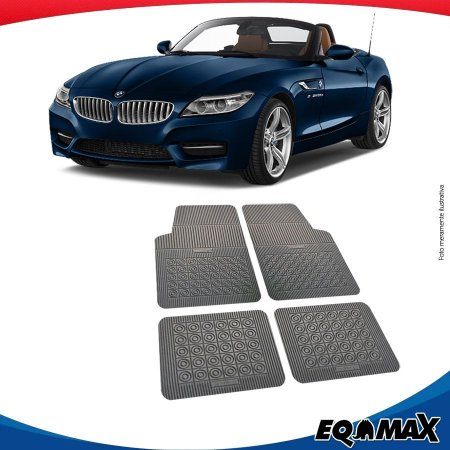Tapete Borracha Eqmax BMW Z4
