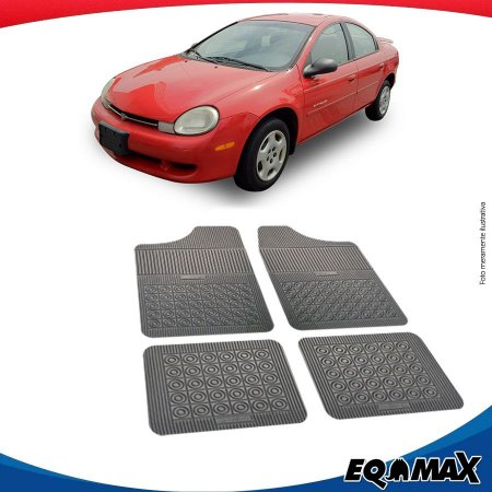 Tapete Borracha Eqmax Chrysler Neon