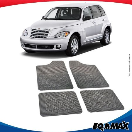 Tapete Borracha Eqmax Chrysler PT Cruiser