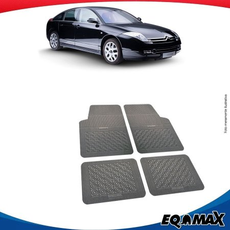 Tapete Borracha Eqmax Citroen C6