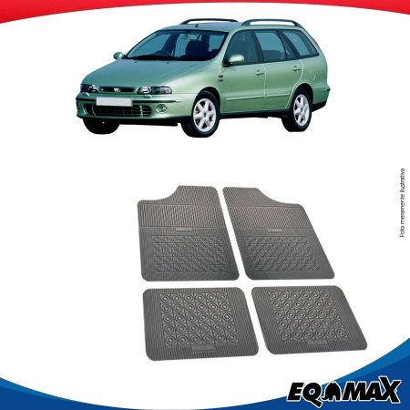 Tapete Borracha Eqmax Fiat Marea Weekend