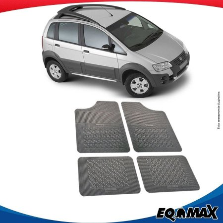 Tapete Borracha Eqmax Fiat Idea
