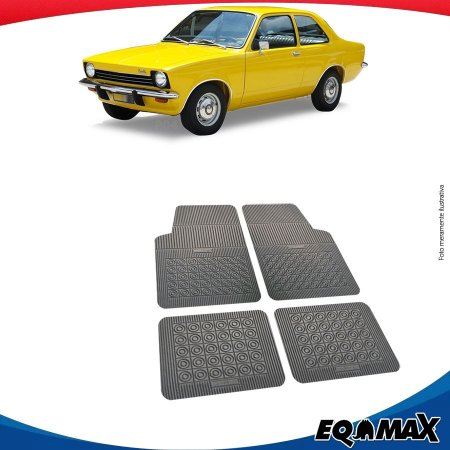 Tapete Borracha Eqmax Chevrolet Chevette