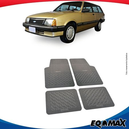 Tapete Borracha Eqmax Chevrolet Marajo