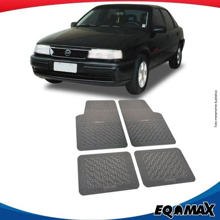Tapete Borracha Eqmax Chevrolet Vectra Antigo