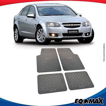 Tapete Borracha Eqmax Chevrolet Omega Novo