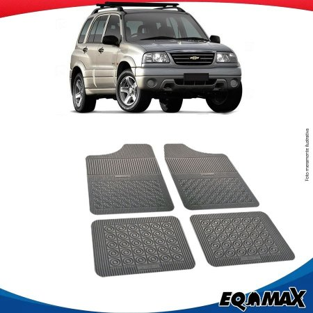 Tapete Borracha Eqmax Chevrolet Tracker