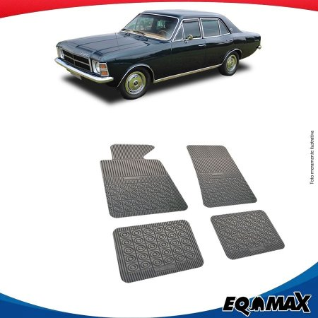 Tapete Borracha Eqmax Chevrolet Opala