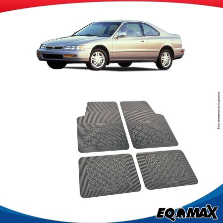 Tapete Borracha Eqmax Honda Accord