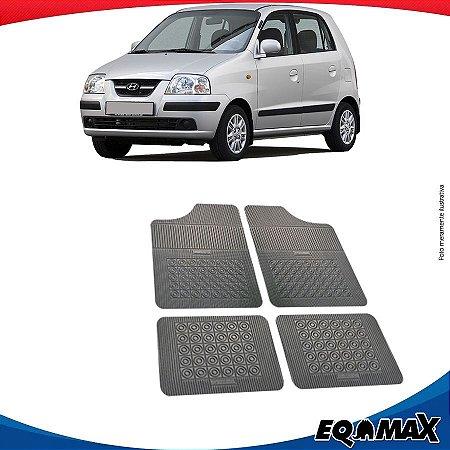 Tapete Borracha Eqmax Hyundai Atos