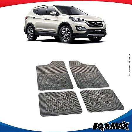 Tapete Borracha Eqmax Hyundai Santa Fe