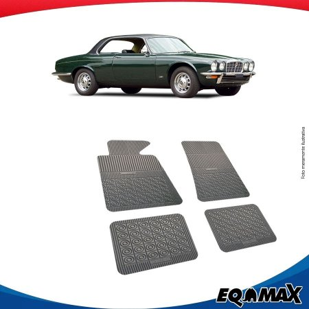 Tapete Borracha Eqmax Jaguar XJS12C