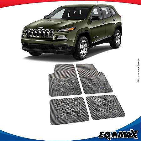 Tapete Borracha Eqmax Jeep Grand Cherokee