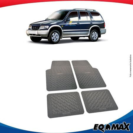 Tapete Borracha Eqmax Kia Grand Sportage