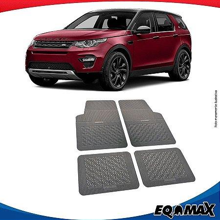 Tapete Borracha Eqmax Land Rover Discovery Sport