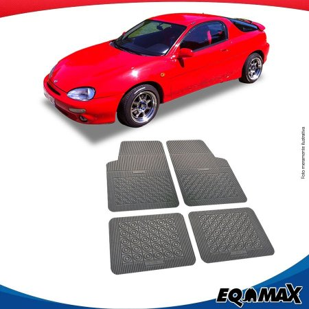 Tapete Borracha Eqmax Mazda MX3