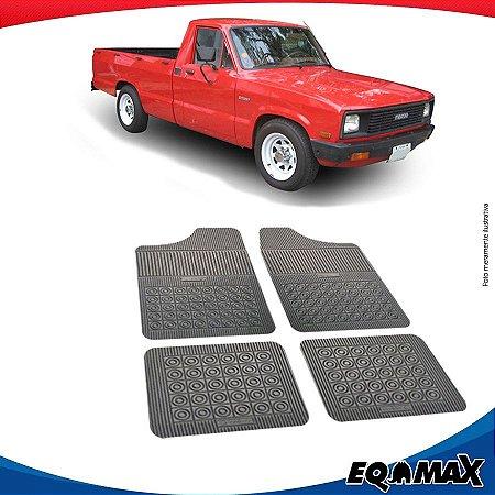 Tapete Borracha Eqmax Mazda B2000