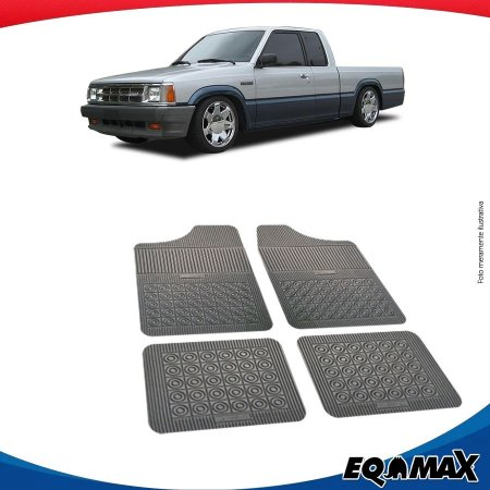 Tapete Borracha Eqmax Mazda B2200