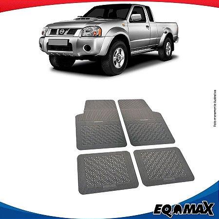 Tapete Borracha Eqmax Nissan Frontier