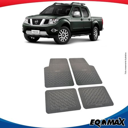 Tapete Borracha Eqmax Nissan Nova Frontier