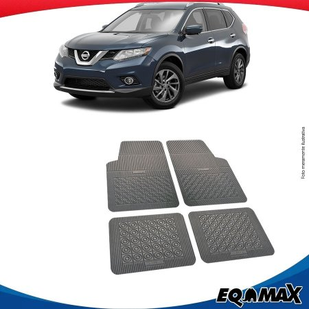 Tapete Borracha Eqmax Nissan Pathfinder