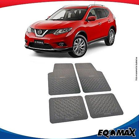 Tapete Borracha Eqmax Nissan X-trail