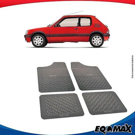 Tapete Borracha Eqmax Peugeot 205