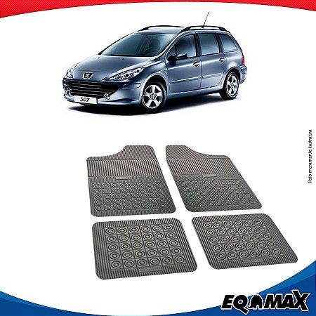Tapete Borracha Eqmax Peugeot 307 SW