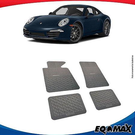 Tapete Borracha Eqmax Porsche 911 Carrera