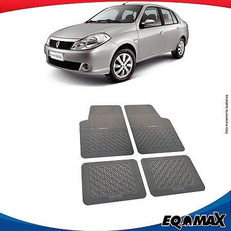 Tapete Borracha Eqmax Renault Symbol