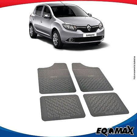 Tapete Borracha Eqmax Renault Sandero